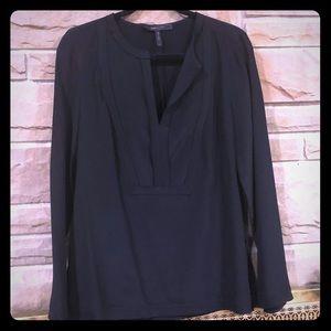 Beautiful silk BCBG blouse, NWOT